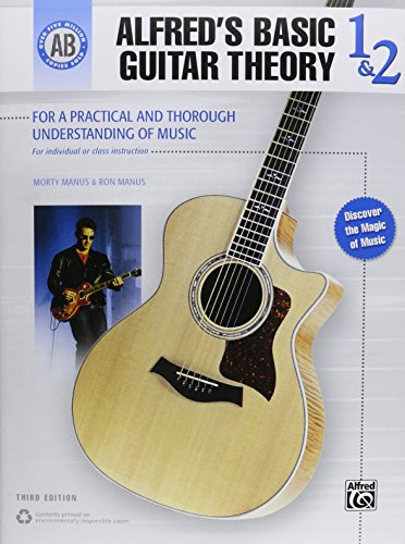 9780739048962: Alfred'S Basic Guitar Theory, Books 1 & 2: The Most Popular Method for Learning How to Play: BK 1 & (Alfred's Basic Guitar Library)