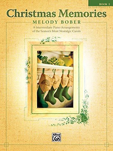 9780739049150: Christmas Memories: 8 Intermediate Piano Arrangements of the Seaons' Most Nostalgic Carols: 2