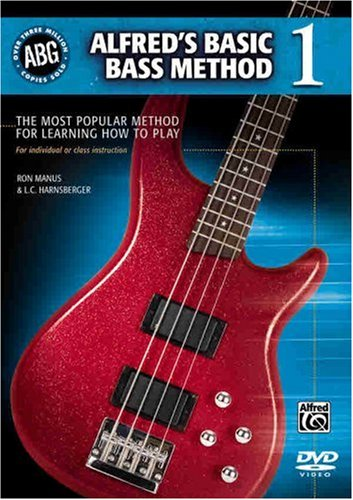 Alfred's Basic Bass Method 1 Format: DvdRom: By Ron Manus and L. C. Harnsberger