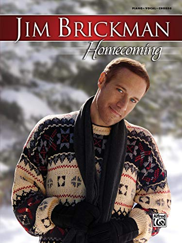 9780739049440: Jim Brickman -- Homecoming: Piano/Vocal/Chords