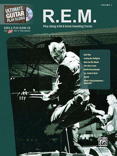 9780739049730: R.E.M. (Ultimate Guitar Play-Along)