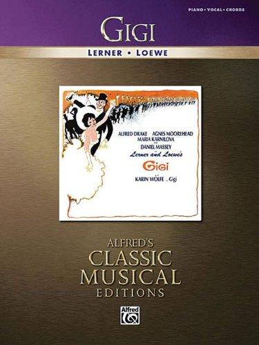 9780739049877: GIGI VOCAL SELECTIONS (Classic Musical)