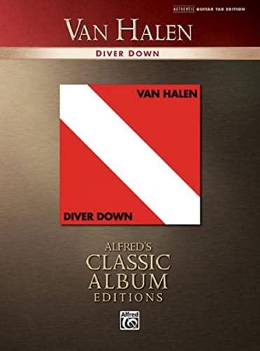 9780739050026: Van Halen - Diver Down (Alfred's Classic Album Editions)