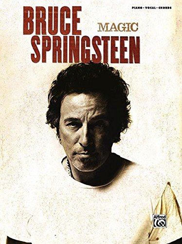 9780739050330: Bruce Springsteen - Magic - Songbook (Piano, Vocal, Chords)