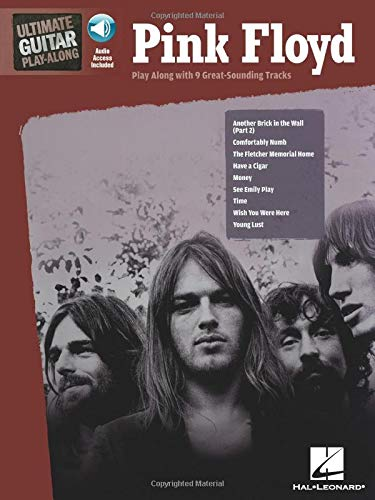 9780739050446: Pink Floyd: Play Along with 9 Great-Sounding Tracks (Ultimate Guitar Play-Along)