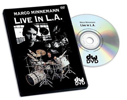 9780739050545: Marco Minnemann -- Live in L.A.