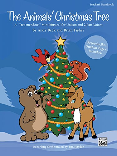 9780739050712: The Animals' Christmas Tree: A
