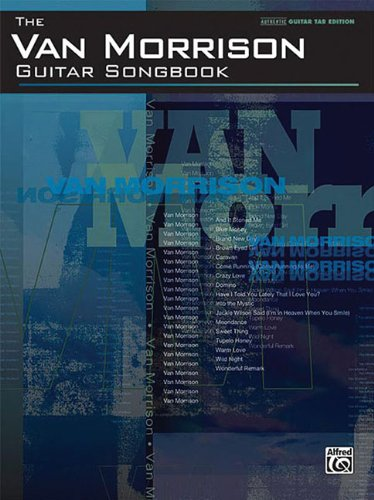9780739051160: Van Morrison Guitar Songbook Guitar Tab Edition