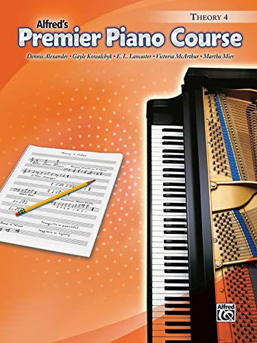 9780739051498: Premier Piano Course Theory, Bk 4