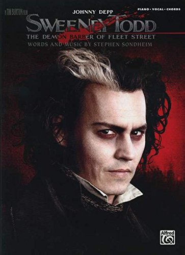 9780739051542: Sweeney Todd- Movie Selections- Piano,Vocal