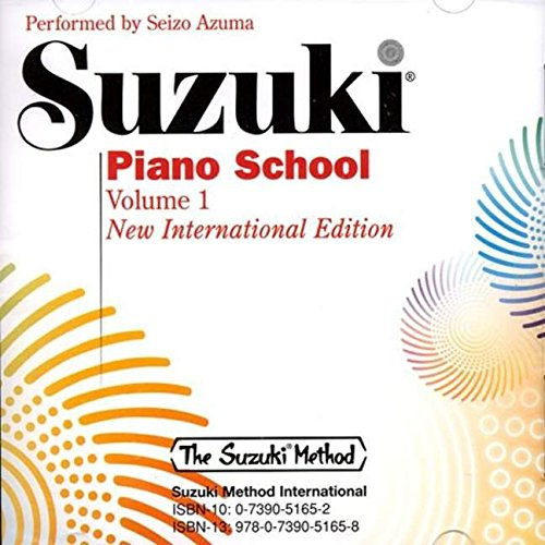 9780739051658: Suzuki Piano School Vol. 1 New International Edition CD: New International Editions