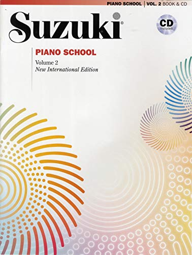 9780739051665: Suzuki Piano School 2 New International Edition: New International Editions (Suzuki Method Core Materials)
