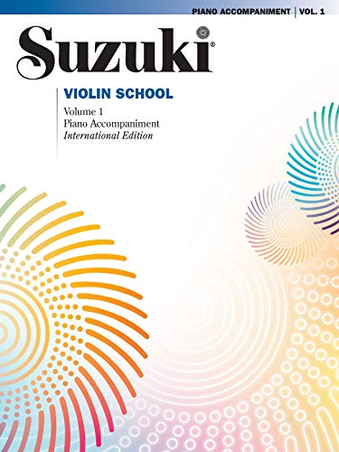 9780739051900: Suzuki Violin School, Volume 1: Piano Accompaniment