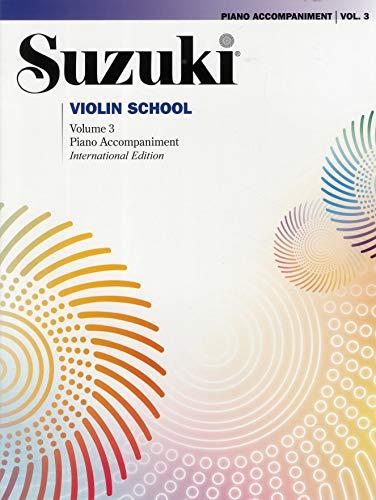 9780739051924: Suzuki Violin School: Piano Accompaniment: 3