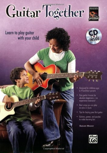 9780739052976: Guitar Together: Learn to Play Guitar with Your Child, Book & CD (National Guitar Workshop)