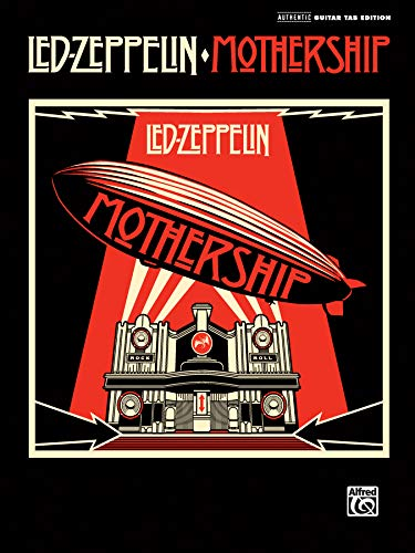 9780739053171: Led Zeppelin: Mothership - Authentic Guitar, Tab Edition