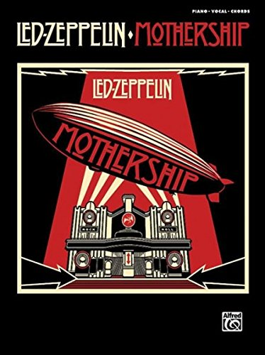 Led Zeppelin -- Mothership: Piano/Vocal/Chords: Led Zeppelin