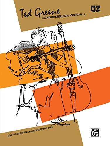 9780739053843: Ted Greene: Jazz Guitar - Single Note Soloing Volume 2