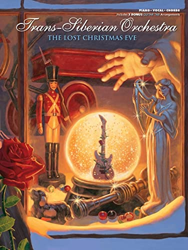9780739053966: Trans-Siberian Orchestra The Lost Christmas Eve Piano Vocal Chords