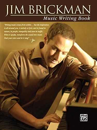 9780739053980: Jim Brickman Music Writing Book