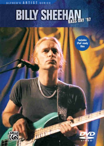 9780739054086: Billy Sheehan Bass Day 97 (DVD)