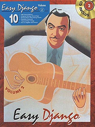 9780739054208: Easy Django, Vol 2: For Guitar TAB, Book & CD