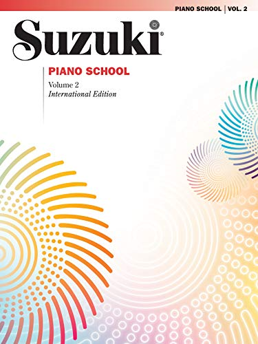 9780739054482: Suzuki Piano School 2 New International Edition Buch: New International Editions