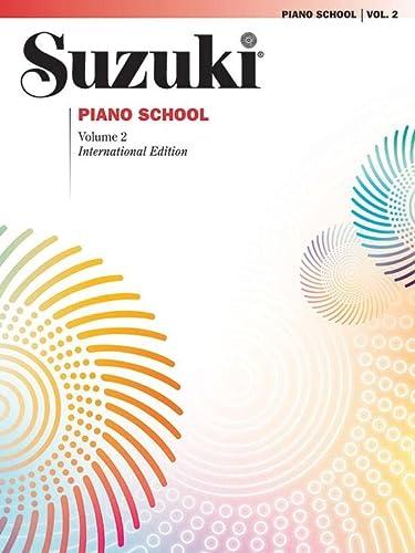 9780739054482: Suzuki Piano School, Vol 2