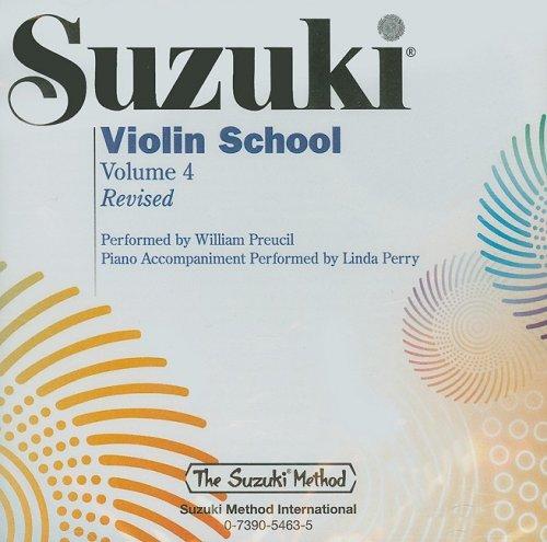 9780739054635: Suzuki Violin School, Vol. 4 (The Suzuki Method Core Materials)