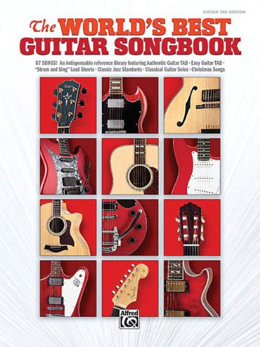 9780739055076: The World's Best Guitar Songbook Guitar Tab Edition