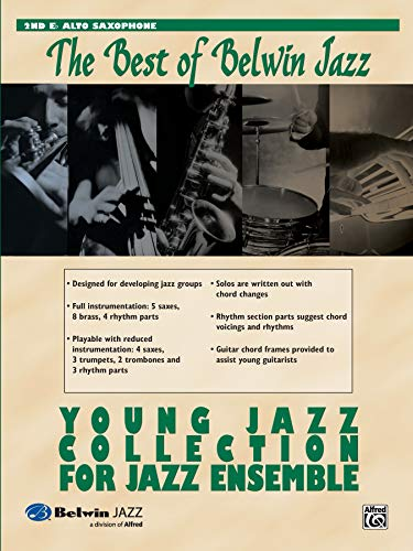 9780739055298: Best Belwin Jazzyoung Jzax2 (Young Jazz Collection for Jazz Ensemble)