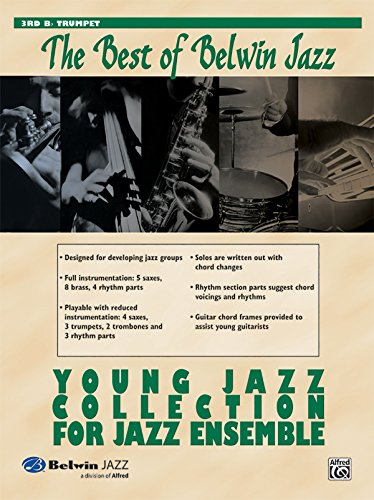 9780739055359: Best Belwin Jazzyoung Jztpt3 (Young Jazz Collection for Jazz Ensemble)