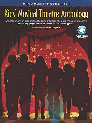 9780739055717: Kids' Musical Theatre Anthology Book/CD (Broadway Presents!)