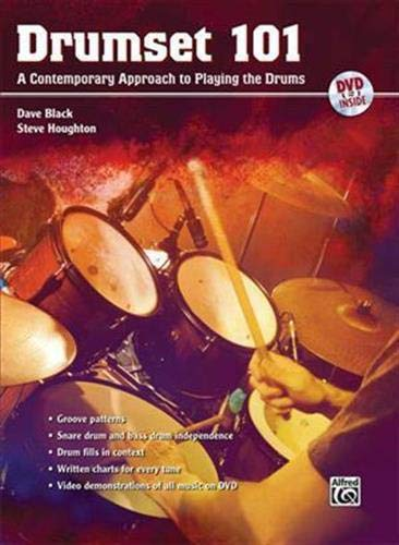 9780739056059: Drumset 101: A Contemporary Approach to Playing the Drums