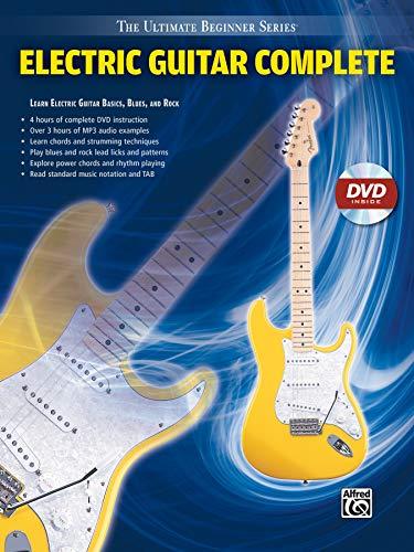 9780739056172: Ubselectric Guitar Basics Bkdvd (The Ultimate Beginner)