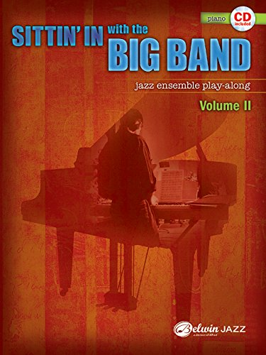 9780739057032: Sittin' In with the Big Band, Vol 2: Piano, Book & CD
