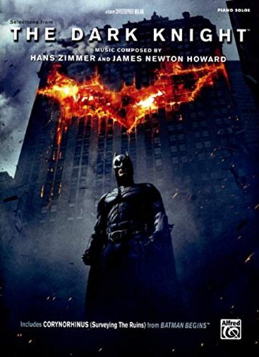 9780739057117: Selections from the Motion Picture The Dark Knight: Piano Solos