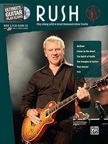 9780739057124: Ultimate Guitar Play-Along Rush: Authentic Guitar Tab, Book & CD (Ultimate Play-Along)