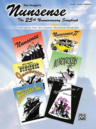 9780739057155: Nunsense: The 25Th Nunniversary Songbook For Piano Vocal And Chords