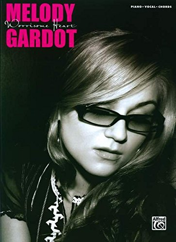 9780739057414: Melody Gardot:Worrisome Heart For Piano Vocal Chords Book