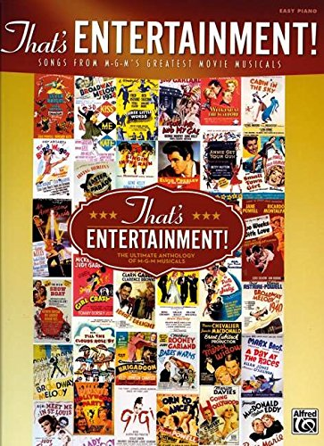 9780739057544: That's Entertainment!: Songs from M-G-M's Greatest Movie Musicals
