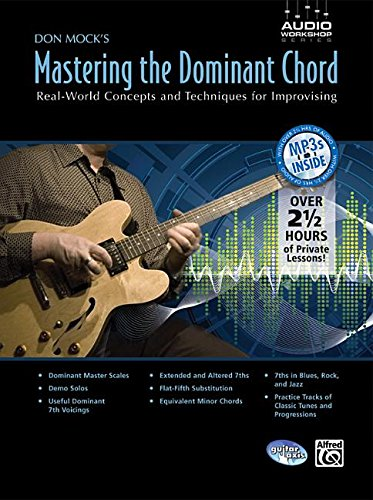 9780739057568: Don Mock's Mastering the Dominant Chord