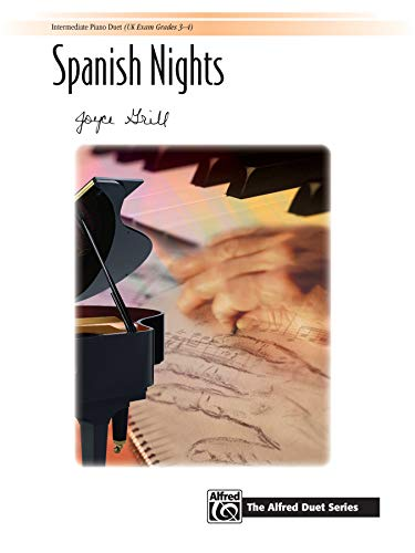 Spanish Nights Format: Sheet: By Joyce Grill