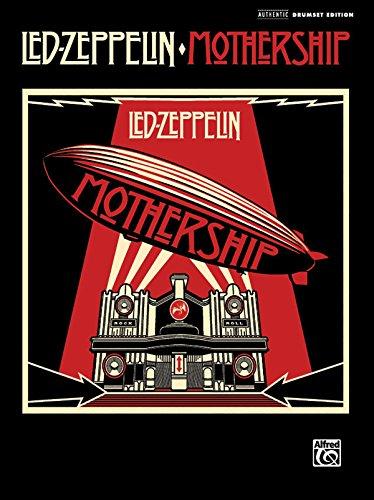 9780739057933: Led Zeppelin -- Mothership: Drum Transcriptions