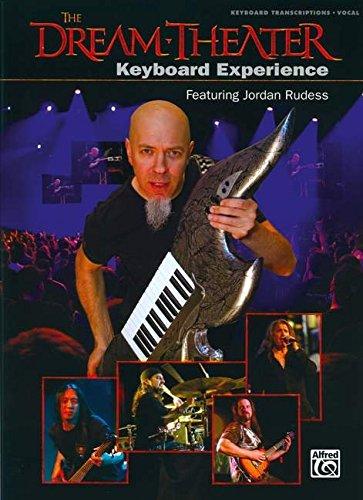 9780739058015: Dream Theater Keyboard Experience Featuring Jordan Rudess Keyboard Transcriptions Vocal