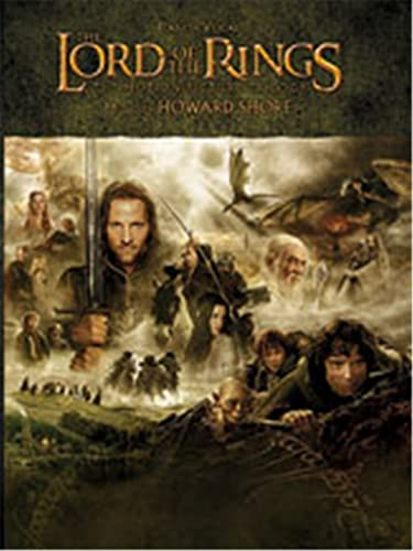 9780739058039: The Lord of the Rings Trilogy: Music from the Motion Pictures Arranged for Solo Piano