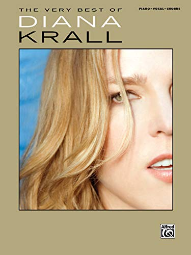9780739058183: The Very Best of Diana Krall: Piano/Vocal/Chords