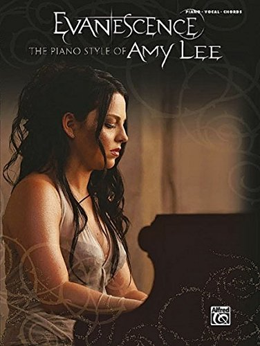 9780739059234: Evanescence -- The Piano Style of Amy Lee: Piano/Vocal/Chords