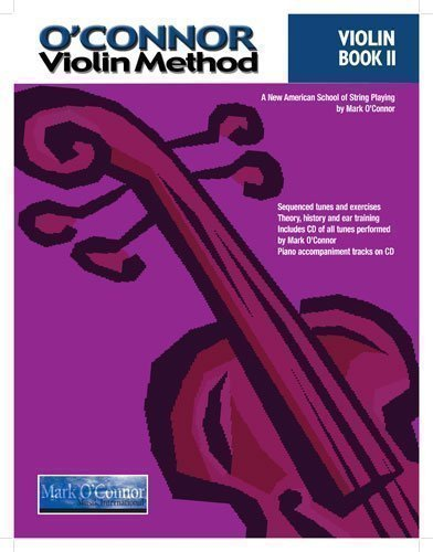 9780739059319: The O'Connor Violin Method, Bk 2: Book & CD