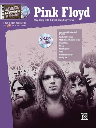 9780739059395: Pink Floyd Ultimate Keyboard Play Along Book With 2 CDs (Ultimate Play-Along)